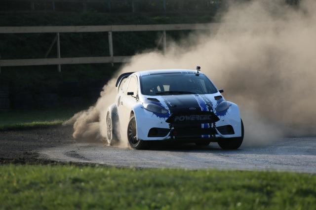 My Powertec Rallycross Ford Fiesta - ALL FUNCTION!